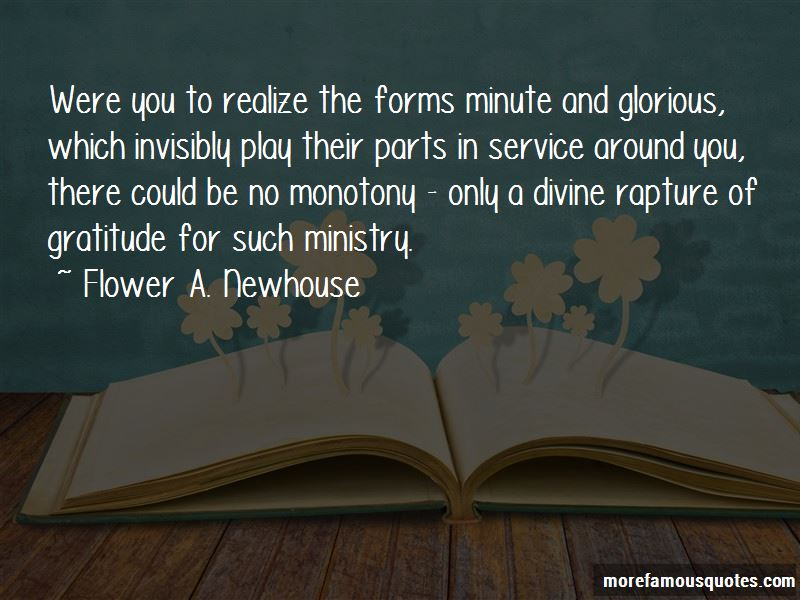 Flower A. Newhouse Quotes Pictures 3