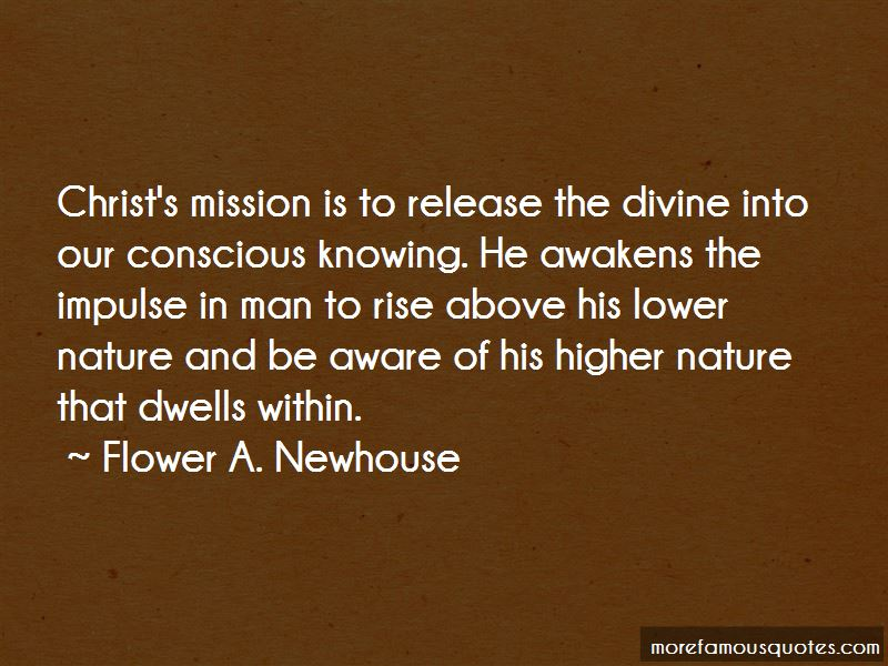 Flower A. Newhouse Quotes