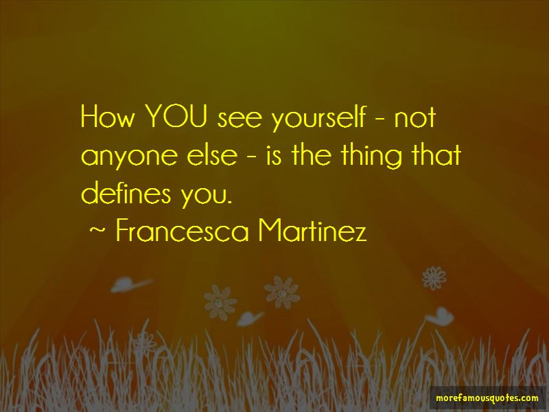 Francesca Martinez Quotes