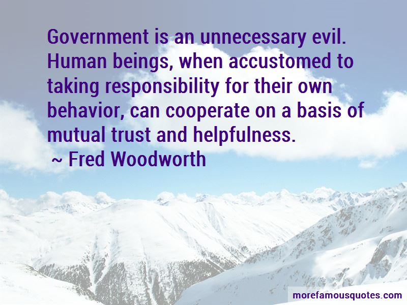 Fred Woodworth Quotes Pictures 2