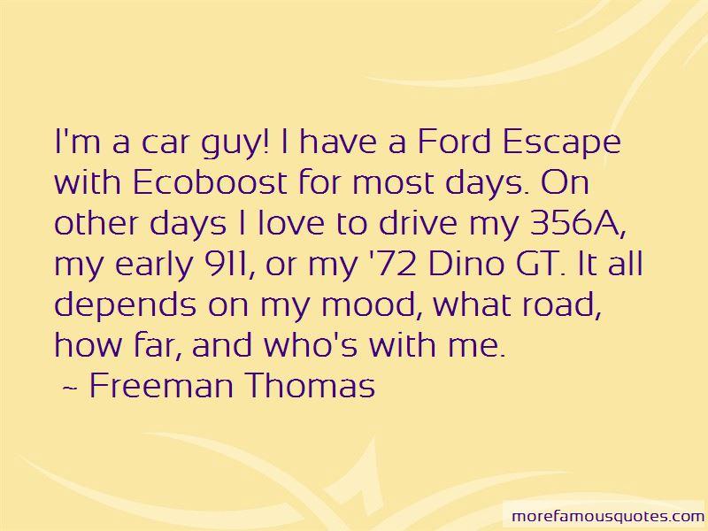 Freeman Thomas Quotes Pictures 4