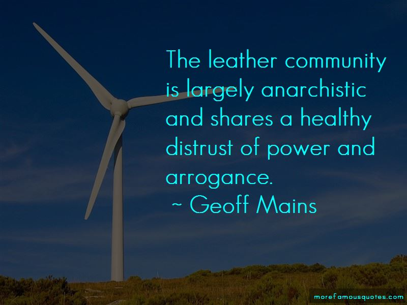 Geoff Mains Quotes Pictures 2