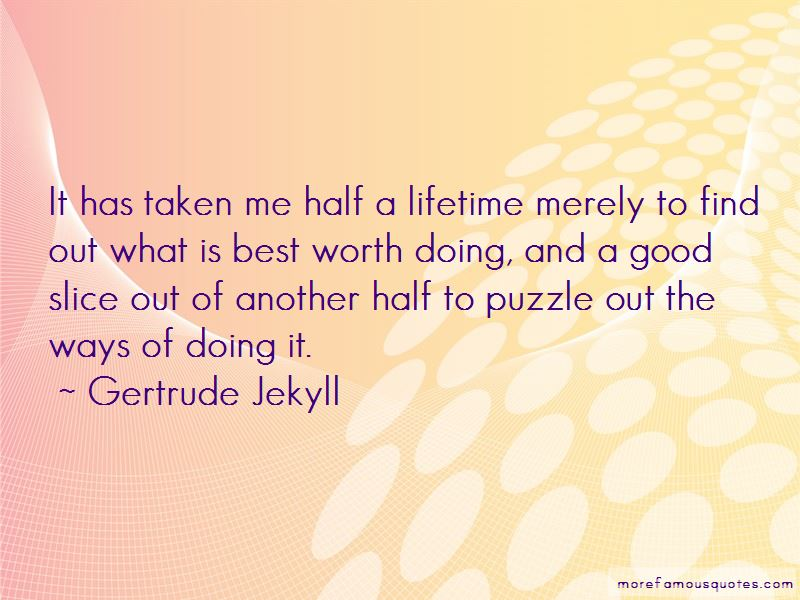Gertrude Jekyll Quotes Pictures 3