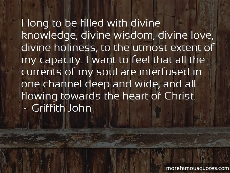 Griffith John Quotes Pictures 2