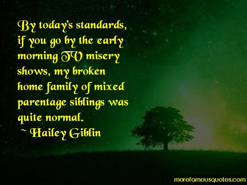 Hailey Giblin Quotes