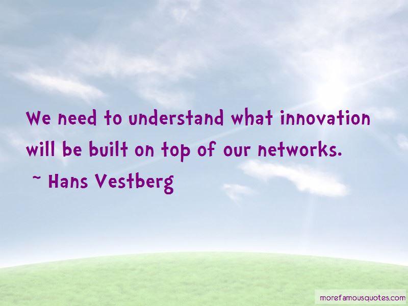 Hans Vestberg Quotes Pictures 4