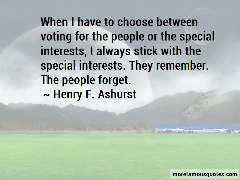 Henry F. Ashurst Quotes Pictures 2