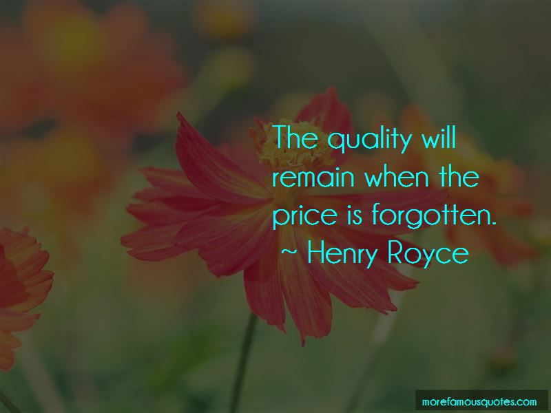 Henry Royce Quotes Pictures 3