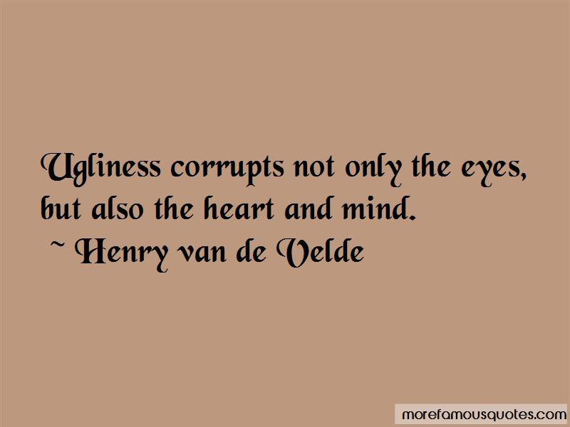 Henry Van De Velde Quotes