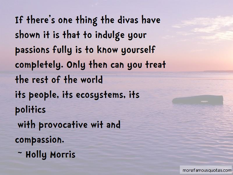 Holly Morris Quotes Pictures 2