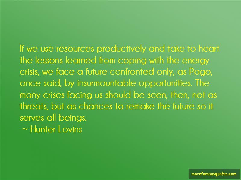 Hunter Lovins Quotes Pictures 4