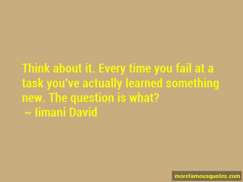 Iimani David Quotes Pictures 2