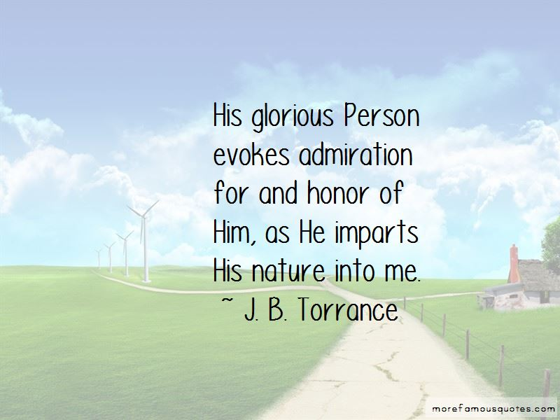 J. B. Torrance Quotes Pictures 3