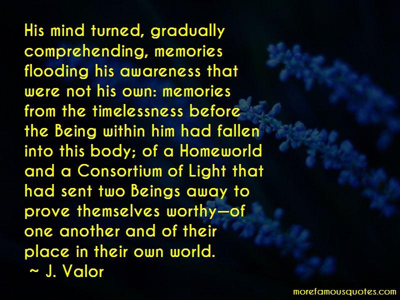 J. Valor Quotes