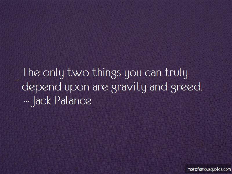 Jack Palance Quotes