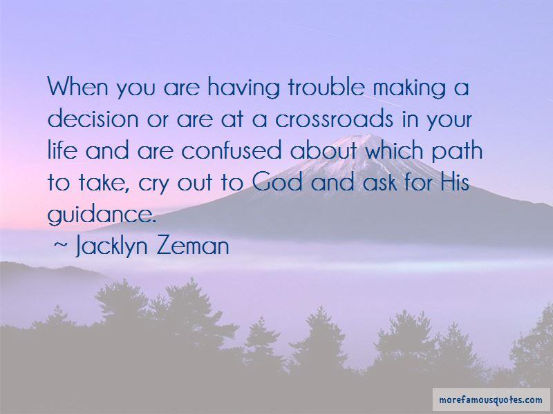 Jacklyn Zeman Quotes