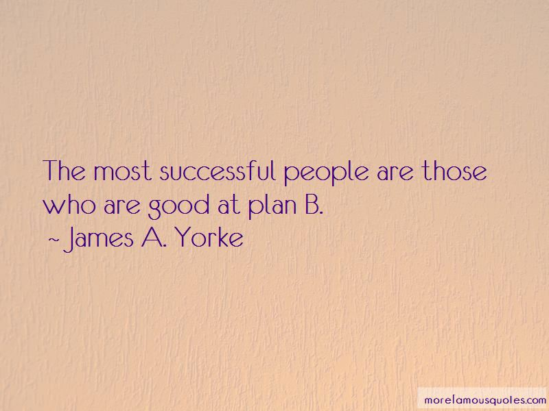 James A. Yorke Quotes