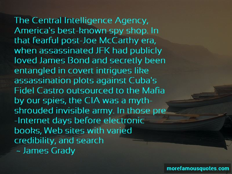 James Grady Quotes Pictures 2