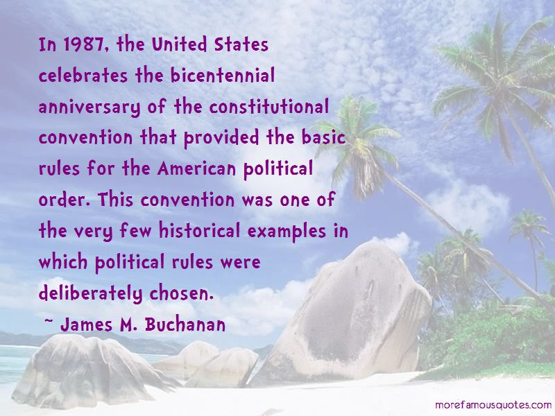 James M. Buchanan Quotes Pictures 2