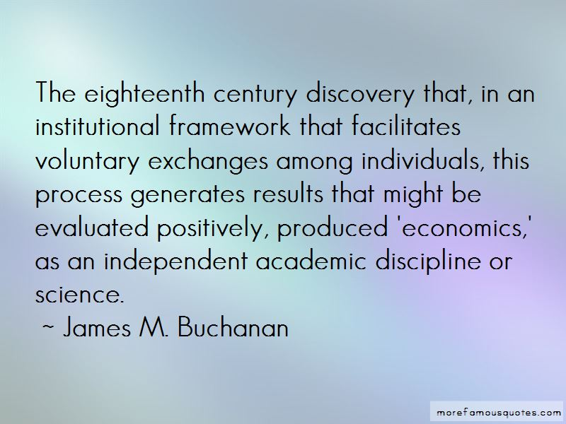James M. Buchanan Quotes Pictures 3