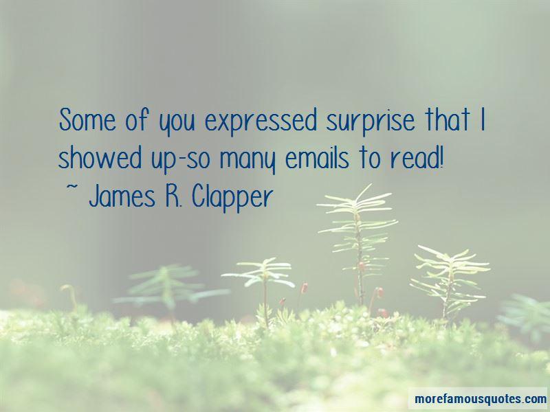 James R. Clapper Quotes Pictures 2