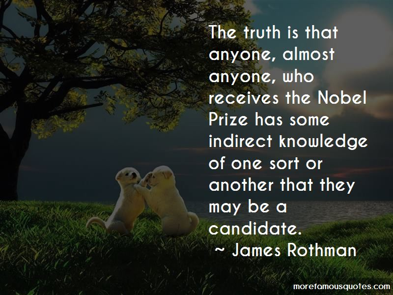 James Rothman Quotes Pictures 3