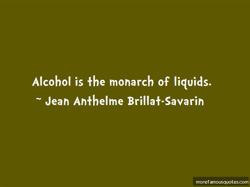 Jean Anthelme Brillat-Savarin Quotes