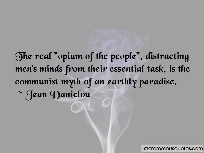 Jean Danielou Quotes Pictures 2