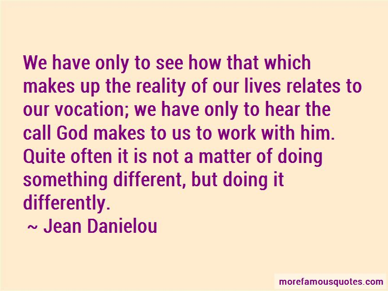 Jean Danielou Quotes Pictures 3
