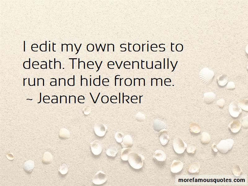 Jeanne Voelker Quotes Pictures 2