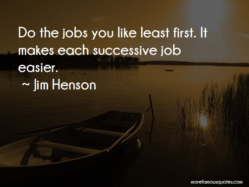 Jim Henson Quotes
