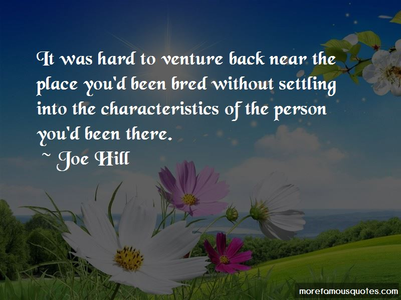 Joe Hill Quotes Pictures 3