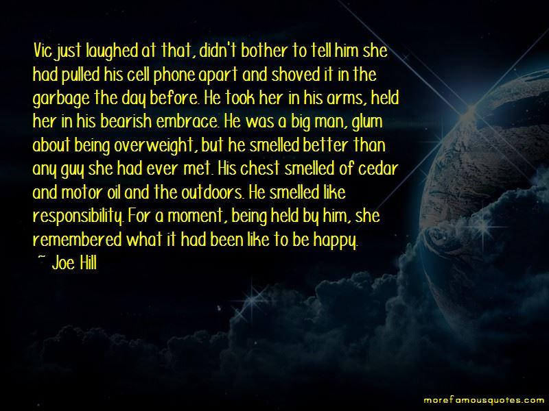 Joe Hill Quotes