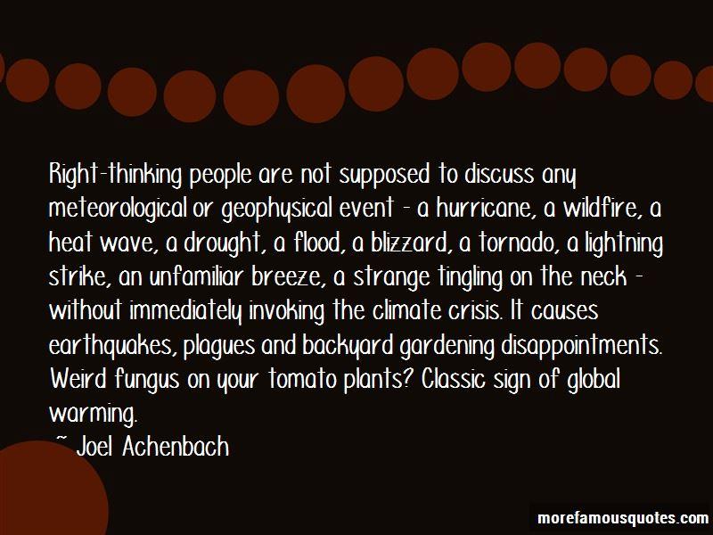 Joel Achenbach Quotes Pictures 3