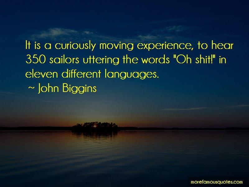 John Biggins Quotes