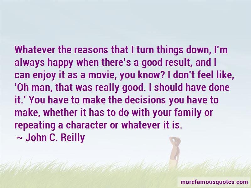 John C. Reilly Quotes