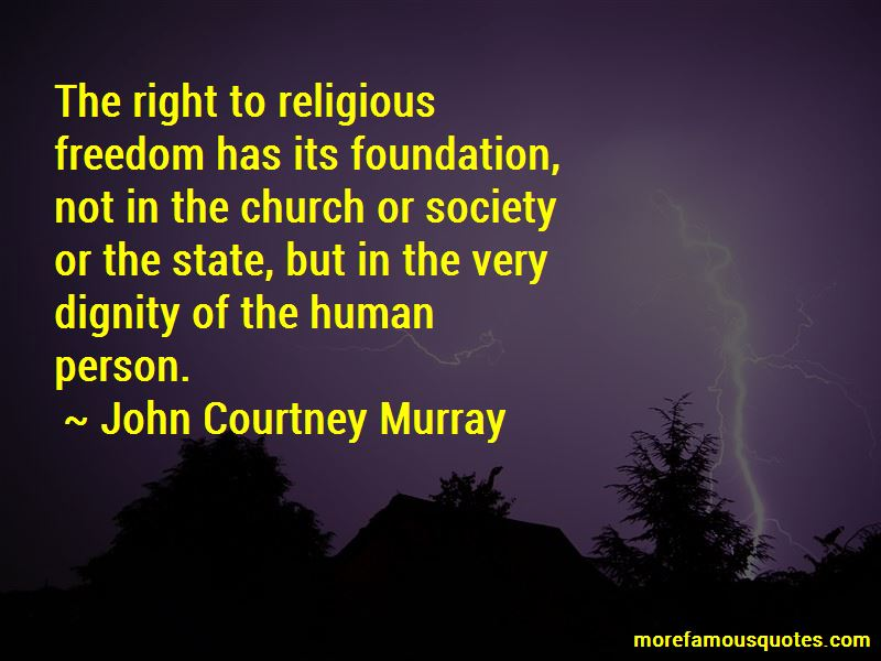 John Courtney Murray Quotes