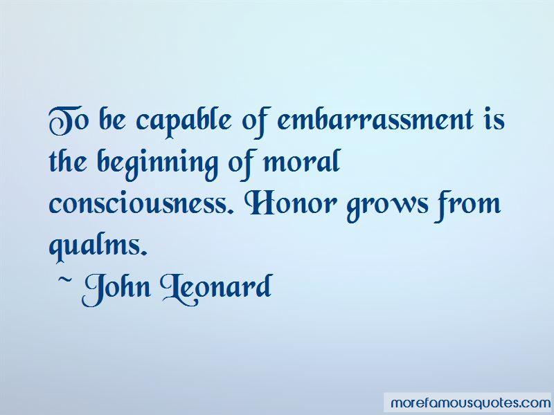 John Leonard Quotes Pictures 3