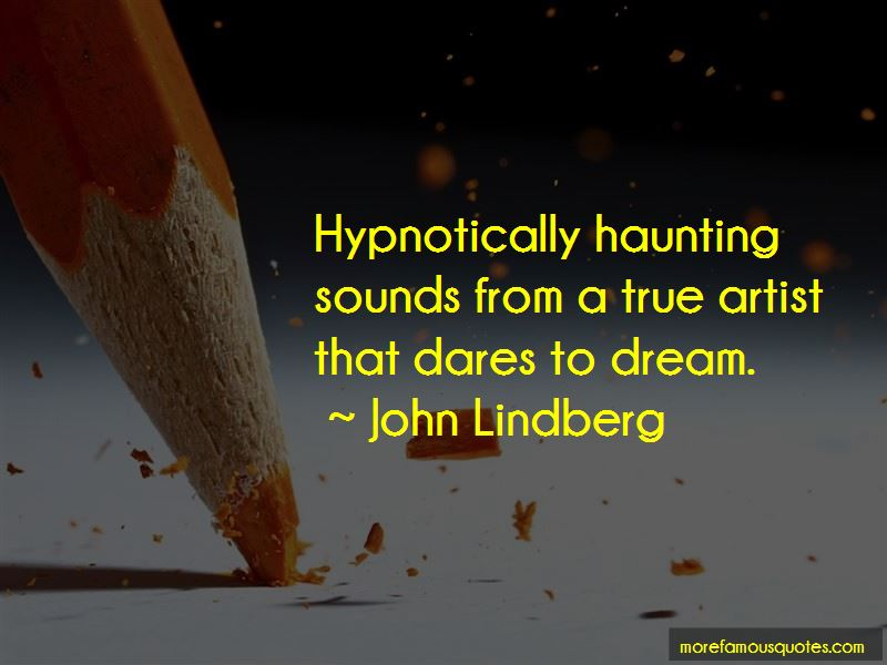 John Lindberg Quotes Pictures 2
