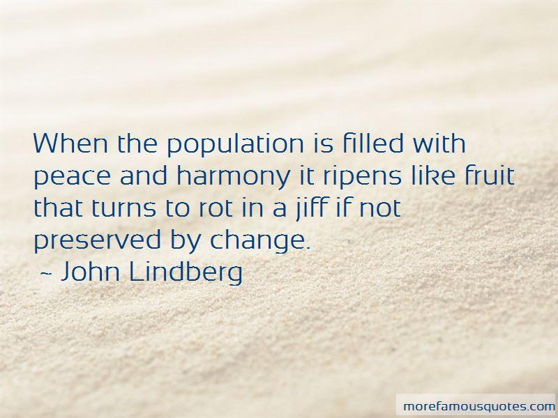 John Lindberg Quotes