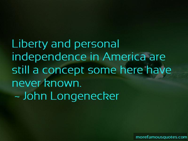 John Longenecker Quotes