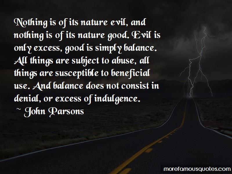 John Parsons Quotes