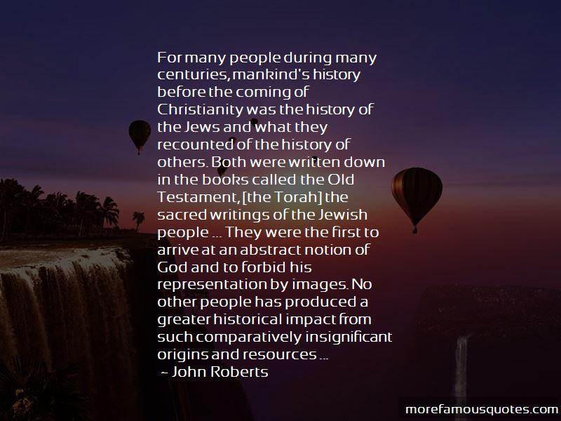 John Roberts Quotes