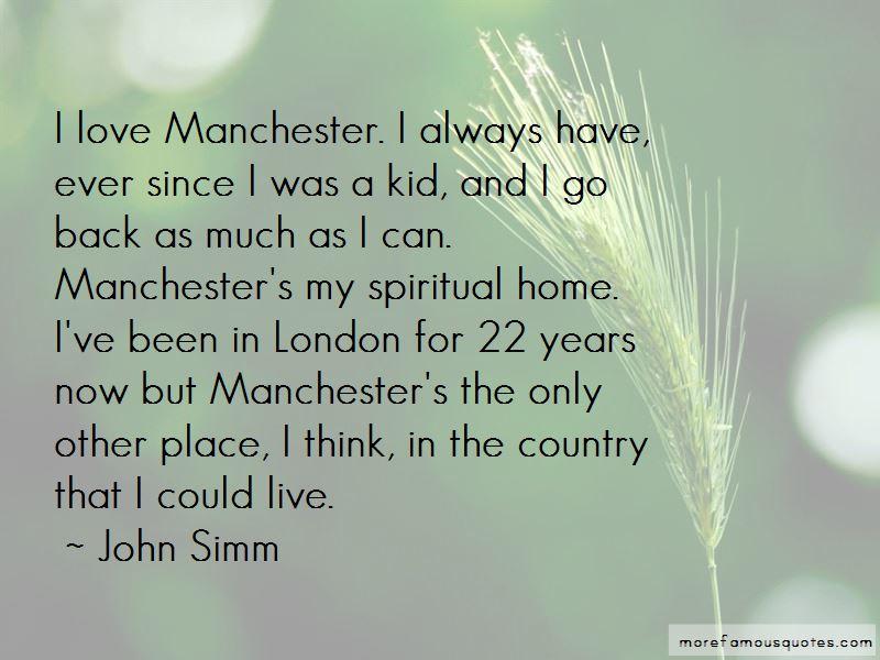 John Simm Quotes
