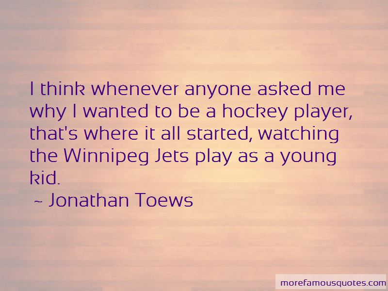 Jonathan Toews Quotes Pictures 4