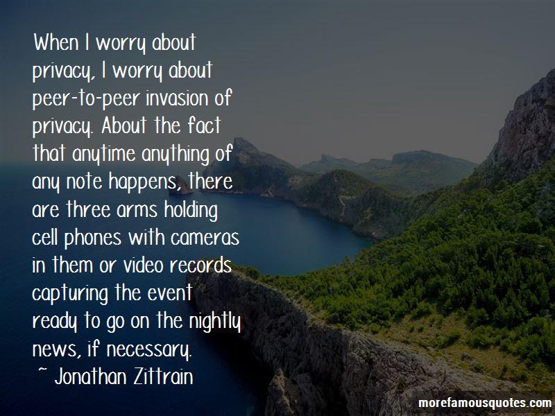 Jonathan Zittrain Quotes Pictures 2