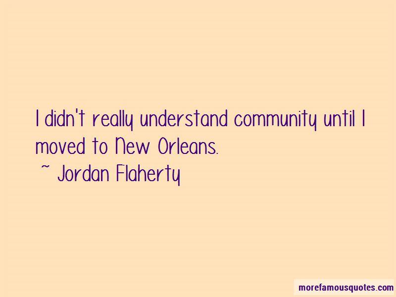 Jordan Flaherty Quotes Pictures 2
