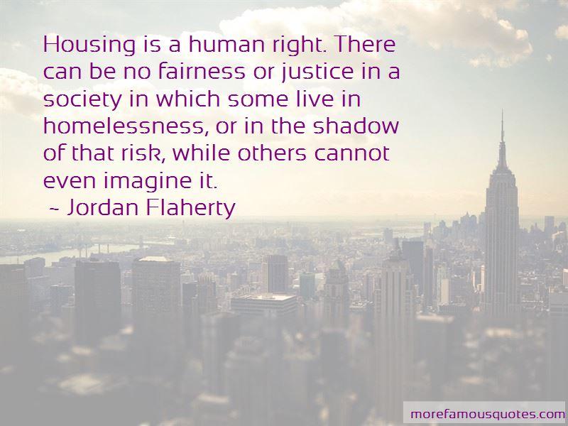 Jordan Flaherty Quotes