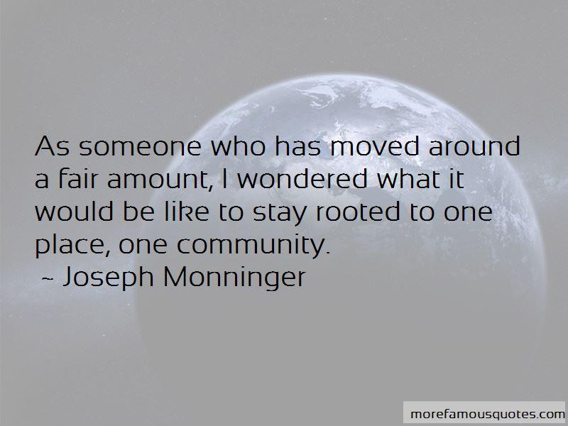 Joseph Monninger Quotes Pictures 2