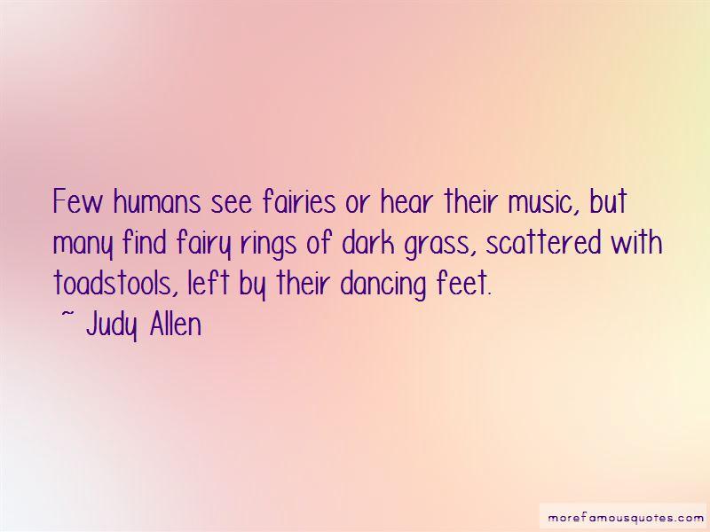 Judy Allen Quotes